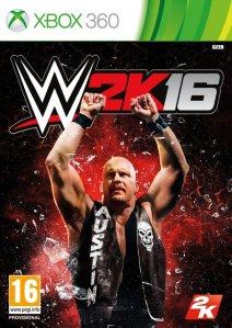 WWE 2K16 til Xbox 360