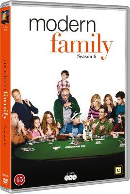Modern Family: sesong 6