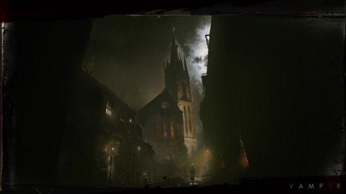 Vampyr til PC