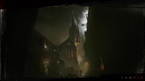 Vampyr til Playstation 4