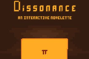 Dissonance: An Interactive Novelette til PC