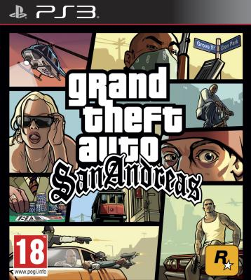 Grand Theft Auto: San Andreas til PlayStation 3