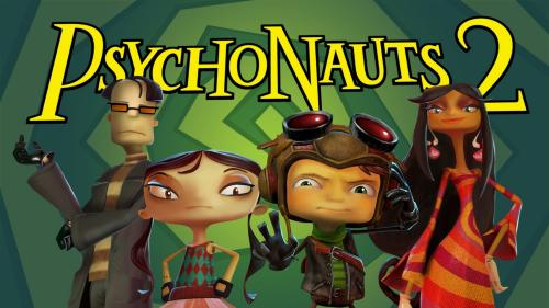 Psychonauts 2 til Playstation 4