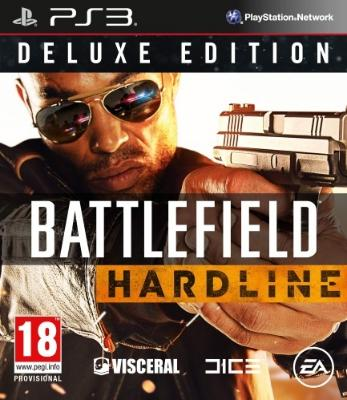 Battlefield Hardline (Deluxe Edition) til PlayStation 3