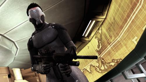 Shadow Complex Remastered til Playstation 4