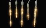 VidaXL LED Istapper (10 stk)