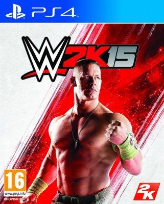 WWE 2k15 til Playstation 4
