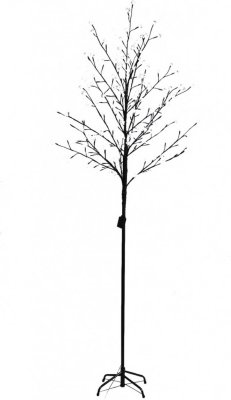 VidaXL LED Kirsebærtre med Fjernkontroll