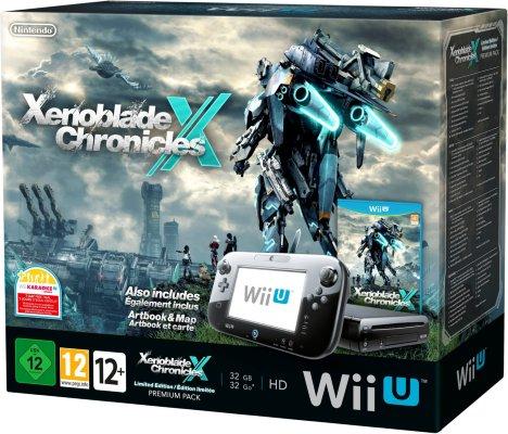 Xenoblade Chronicles X Premium Pack til Wii U