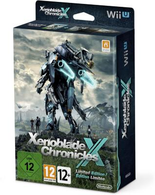 Xenoblade Chronicles X Limited Edition til Wii U