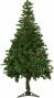 VidaXL Kunstig Juletre 150cm