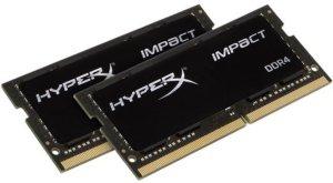Kingston HyperX Impact SO-DIMM DDR4 2400MHz 16GB (2x8GB)
