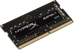 Kingston HyperX Impact SO-DIMM DDR4 2400MHz 4GB (1x4GB)