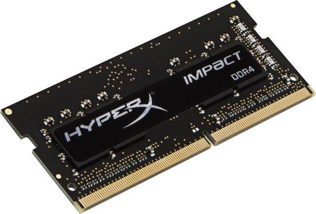 Kingston HyperX Impact SO-DIMM DDR4 2400MHz 4GB (1x4GB)