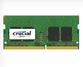 Crucial SO-DIMM DDR4 2133MHz 8GB (2x4GB)