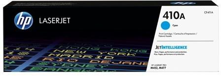 HP Toner 410A Cyan