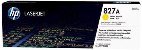 HP Toner 827A Gul