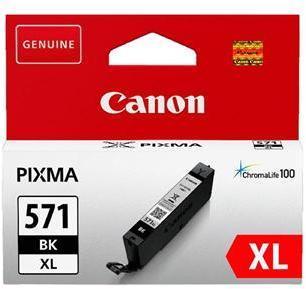Canon Blekk CLI-571XL Svart
