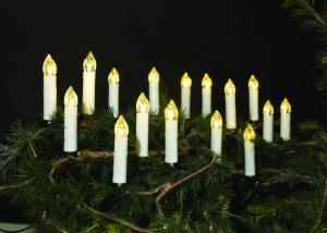 F&H Juletrelys (24 LED)