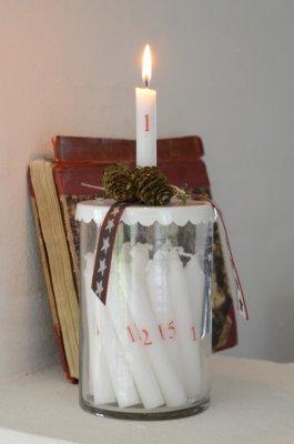 Ib Laursen Lysestake til Juletrelys