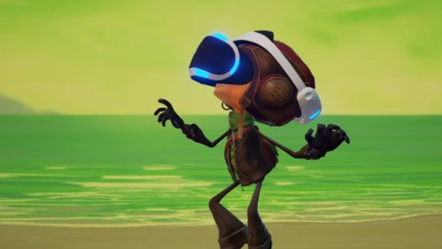 Psychonauts in the Rhombus of Ruin til Playstation 4
