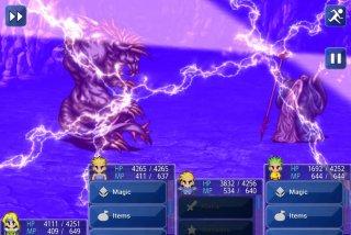 Final Fantasy VI til iPad