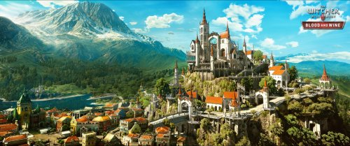 The Witcher 3: Wild Hunt - Blood and Wine