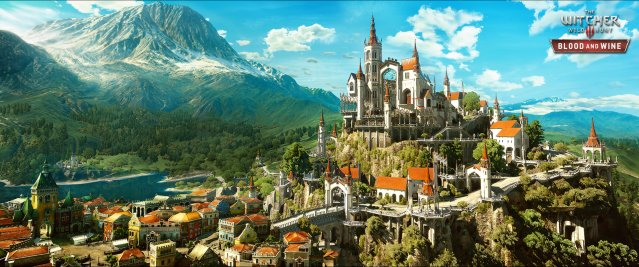 The Witcher 3: Wild Hunt - Blood and Wine til Xbox One