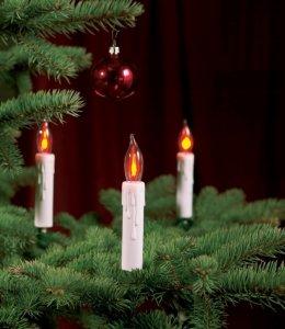 Konstsmide Juletrelys Flicker (16 stk)