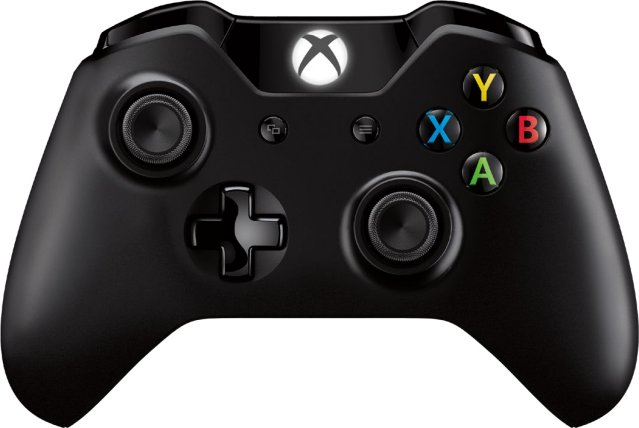 Microsoft Wireless Controller + Wireless Adapter for Windows (NG6-00002)