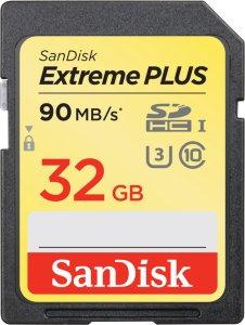 SanDisk Extreme Plus SD 32GB