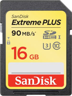SanDisk Extreme Plus SD 16GB