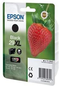 Epson Blekk 29XL Sort