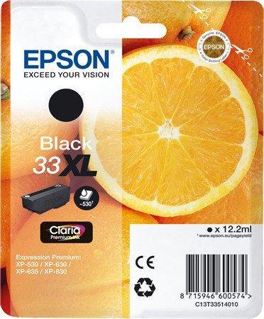 Epson 33XL Sort