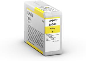 Epson T850400 Gul