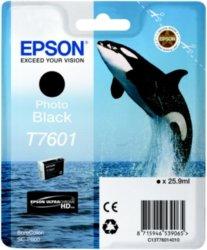 Epson T7601 Foto Sort