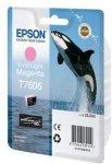 Epson T7606 Vivid Lys Magenta
