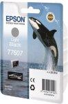 Epson T7607 Lys Sort