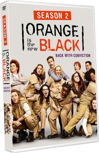 Netflix Orange Is the New Black: sesong 2