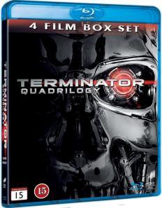 Terminator samleboks 1-4