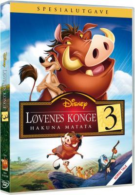 Løvenes Konge 3: Hakuna Matata