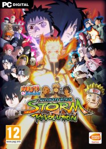 NARUTO SHIPPUDEN: Ultimate Ninja STORM Revolution til PC