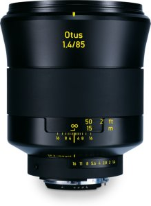 Zeiss Otus 85mm f/1.4 for Canon