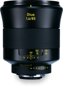 Otus 85mm f/1.4 for Canon