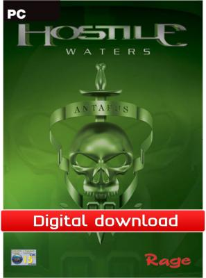 Hostile Waters: Antaeus Rising til PC