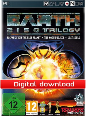 Earth 2150 Trilogy til PC