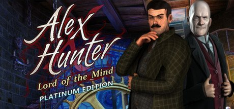 Alex Hunter: Lord of the Mind til PC
