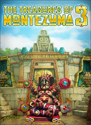The Treasures of Montezuma 3 til PC