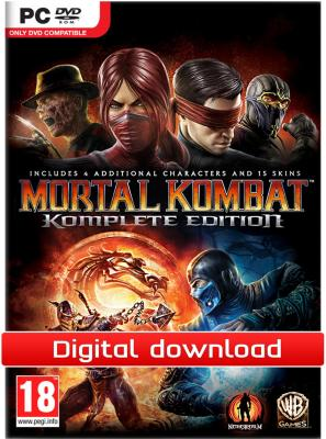 Mortal Kombat Komplete Edition til PC