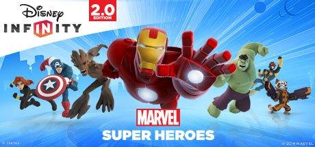 Disney Infinity 2.0: Marvel Super Heroes til PC